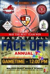 KappaBasketball FaceOff Flyer